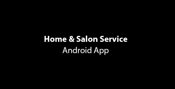 GoServices - Home & Salon Services Android App with Partner App & PHP Backend (29 January 2021)