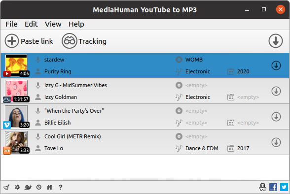 MediaHuman YouTube to MP3 3.9.9.52 Portable