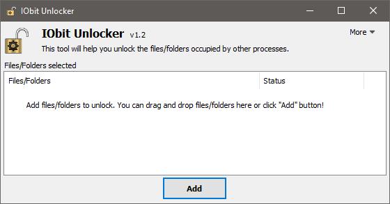 IObit Unlocker 1.2.0.1 Portable